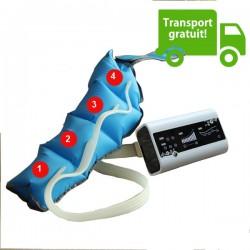 Dispozitiv pentru tratarea bratului prin compresie intermitenta