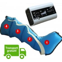 Dispozitiv pentru tratarea piciorului prin presiune intermitenta