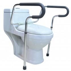 Cadru sprijin montat pe vasul WC