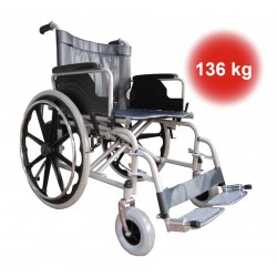 Scaun cu rotile pentru supraponderali