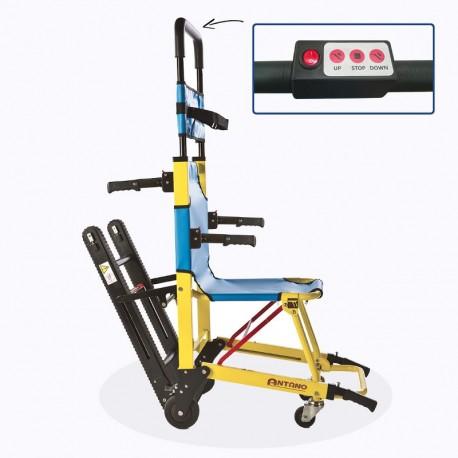 Scaun pentru evacuarea pacientilor