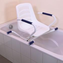 Scaun rotativ pentru cada de baie